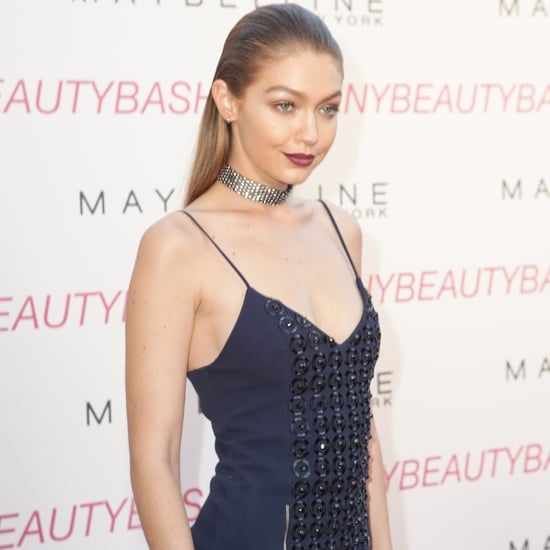 Gigi Hadid David Koma Dress at Maybelline Event June 2016