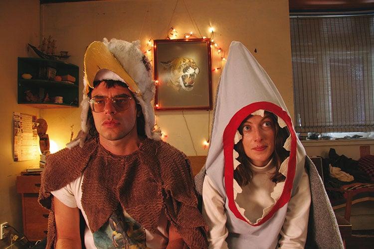 Eagle vs Shark: Lily and Jarrod