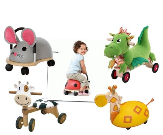 Cute Animal Ride-Ons For Toddlers