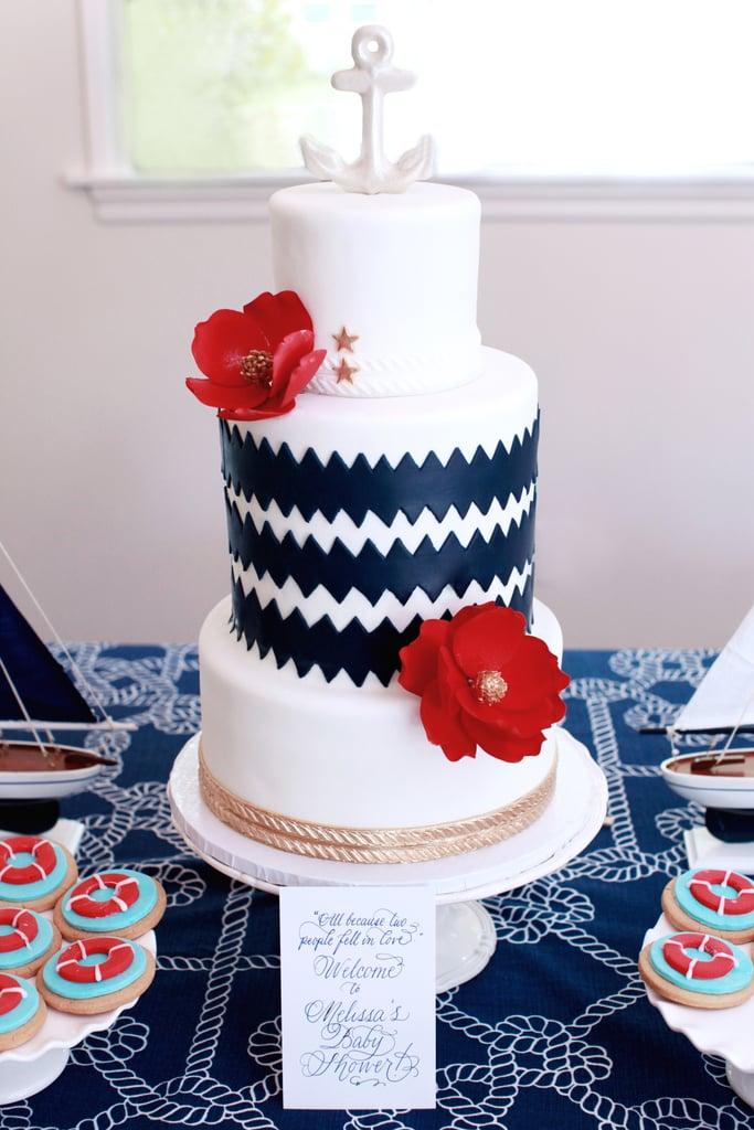 A Nautical Cake