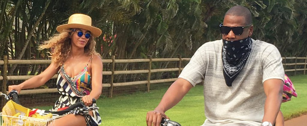 What Love Drought? Beyoncé and Jay Z Are Totally Smitten With Each Other During a Romantic Trip to Hawaii