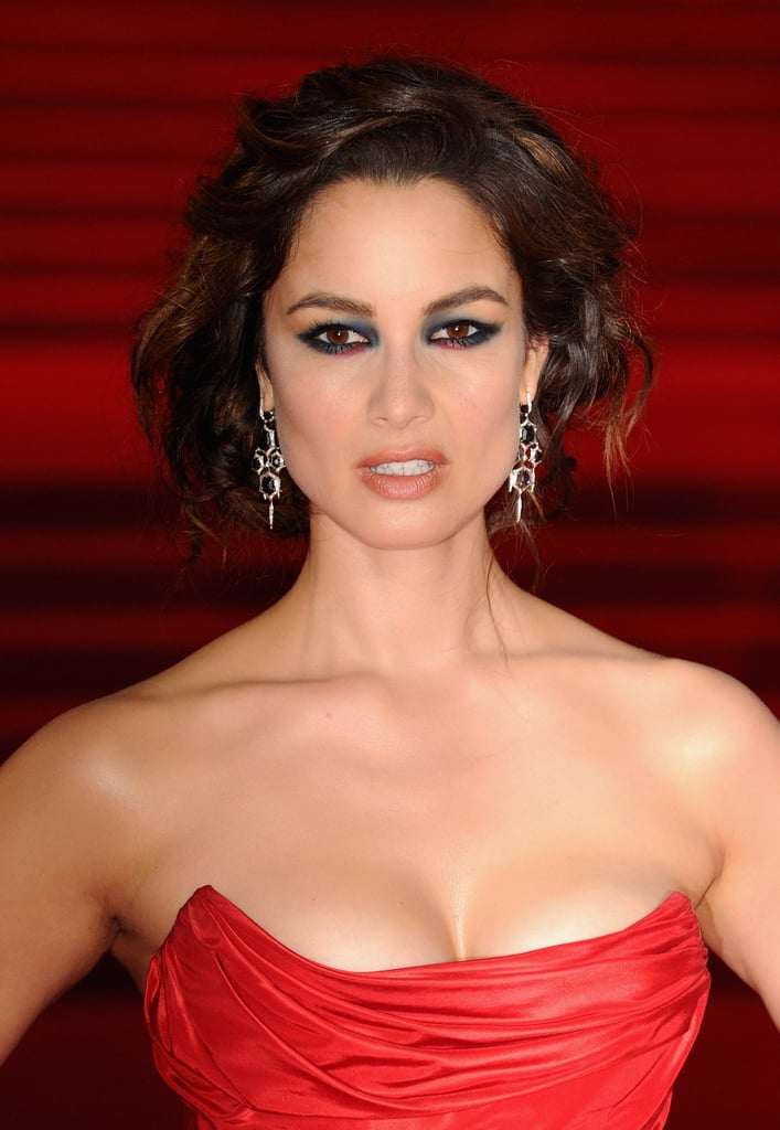 Bérénice Marlohe stepped out for Skyfall's London premiere.