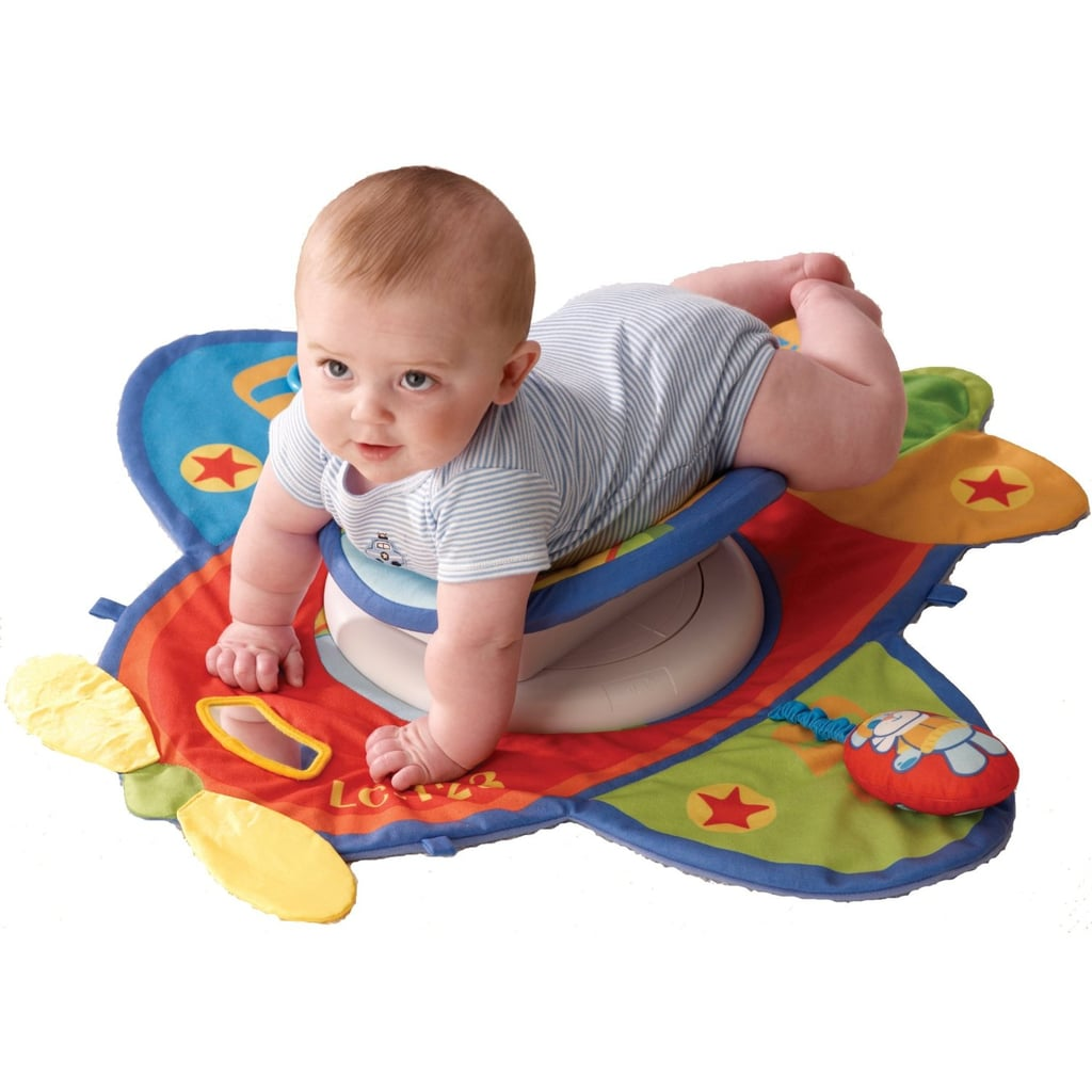 The First Years Happy Flyer Tummy Time ($37)