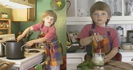 Would You Watch a 5-Year-Old's Cooking Show?