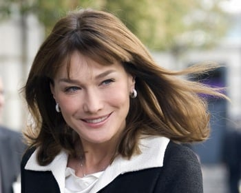 Carla Bruni Offers Another Cautionary Tale Against Racy Pics