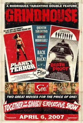 Grindhouse: Worse Than An R Rating?