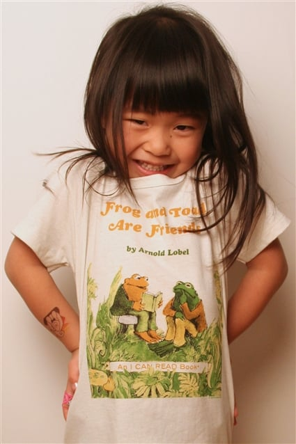 Frog and Toad Are Friends T-Shirt