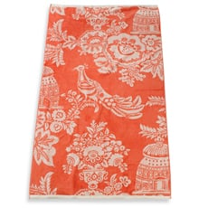 Amy Butler Peacock Orange Beach Towel