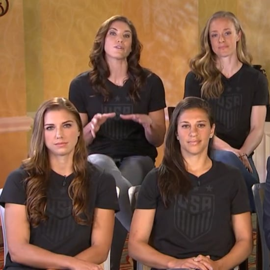 US Women's Soccer Team Is Paid Less (Video)