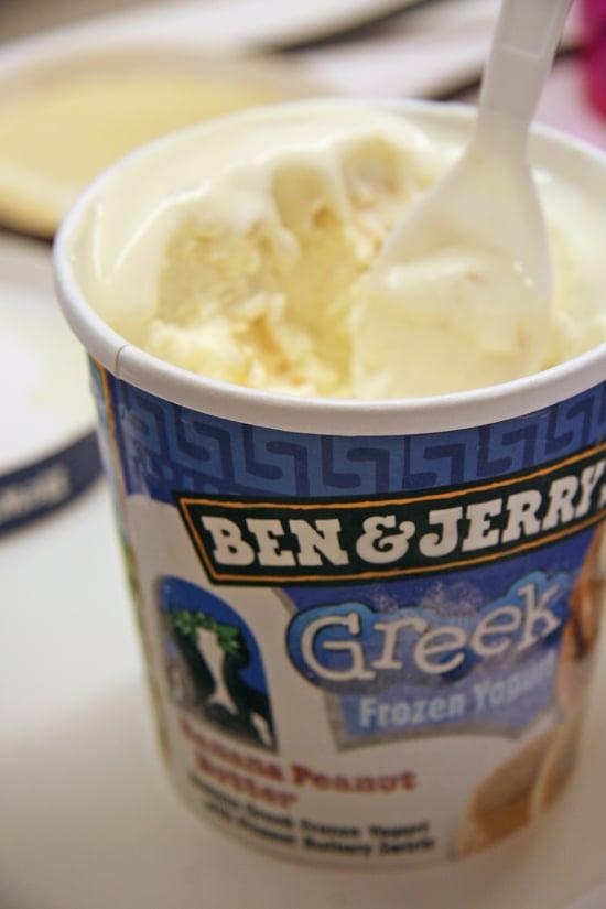 Ben & Jerry's Banana Peanut Butter