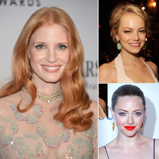 The Best Beauty Looks From The 2012 Tony Awards Including Emma Stone and Amanda Seyfried