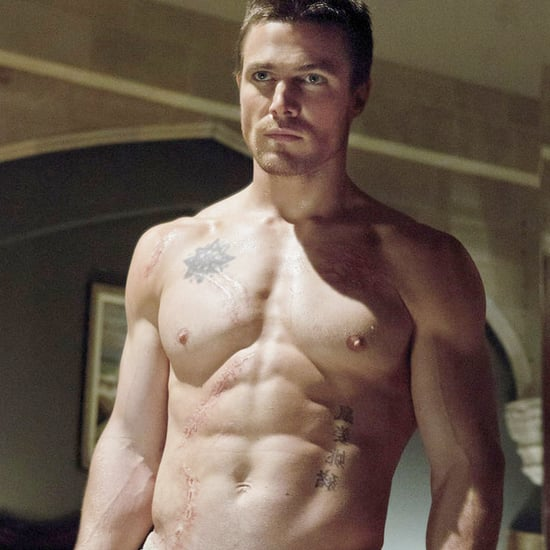 Shirtless Pictures of Stephen Amell