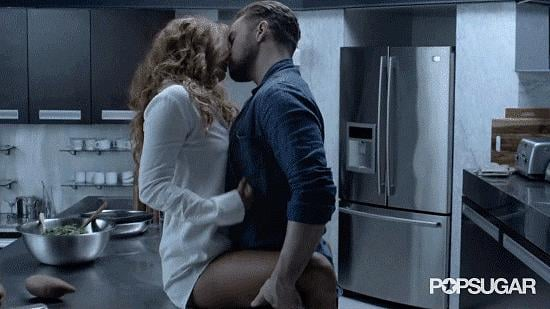 The Kitchen Makeout