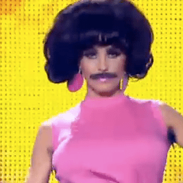 Watch Video Of Katie Price Dress Up As Freddie Mercury On Let's Dance For Comic Relief