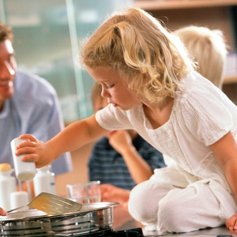 Kids in the Kitchen: A Guide to Cooking With Your Preschooler