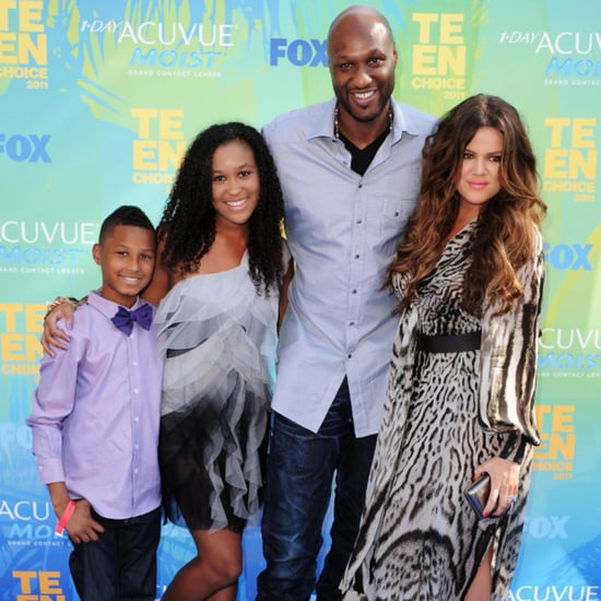 Lamar Odom's Kids Release Statement About Their Dad