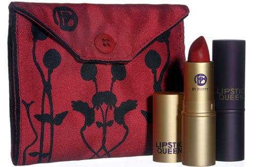 Lipstick Queen's Holiday 2007 Poppy Mini Purse