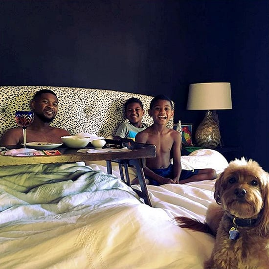 Usher on Life as a Dad: My Last Perfect Day with My Wife and Kids Was …