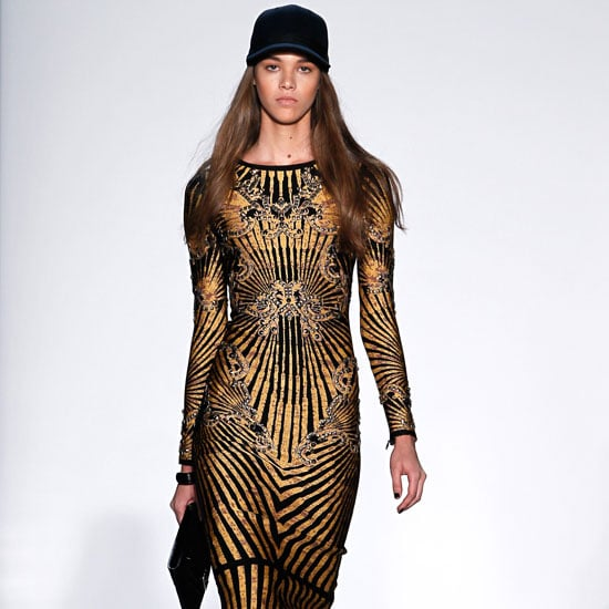 Pictures & Review Herve Leger Fall NY fashion week show