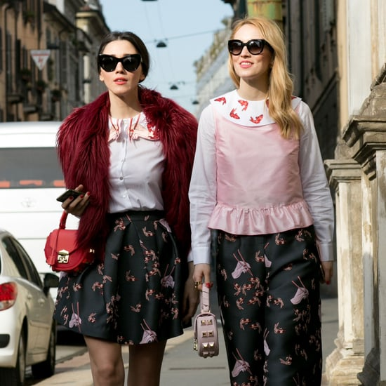 Street Style Matching Trend