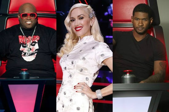 Cee Lo Green, Gwen Stefani and Usher Return to 'The Voice'