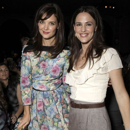 Pictures of Katie Holmes, Jennifer Garner, and Anne Hathaway