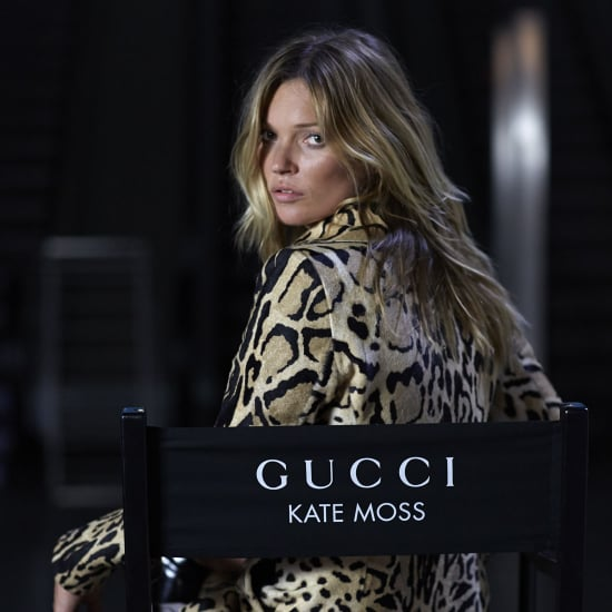 Kate Moss in Gucci Campaign September 2014