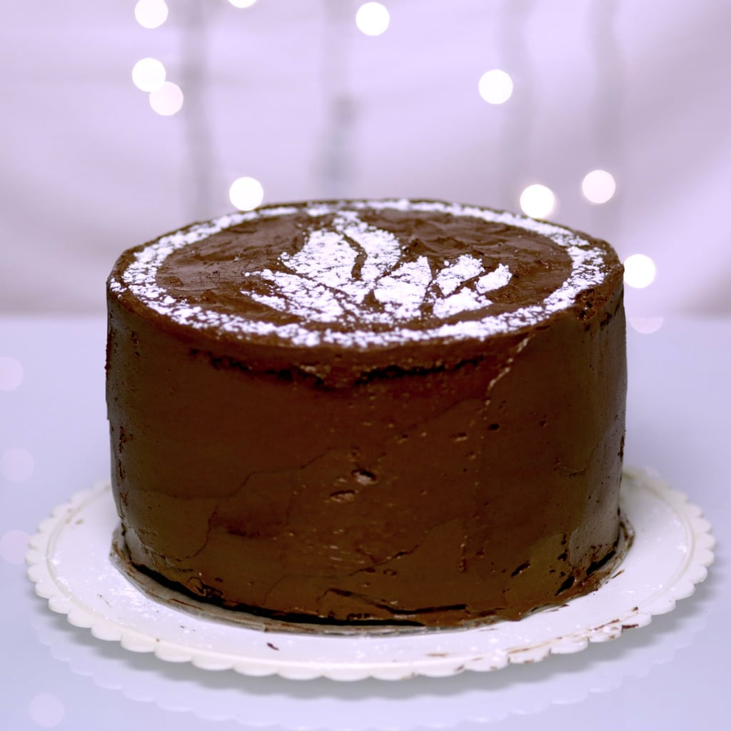Divergent's Signature Chocolate Cake