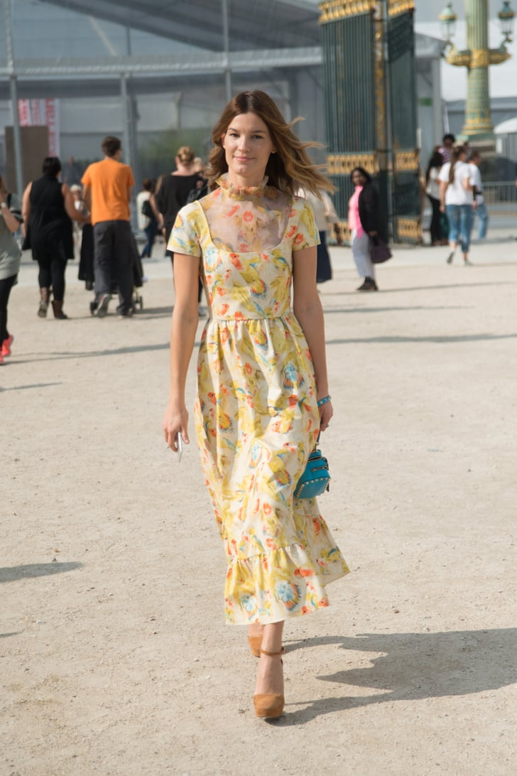 Pisces Find The Street Style Match For Your Zodiac Sign Popsugar Fashion