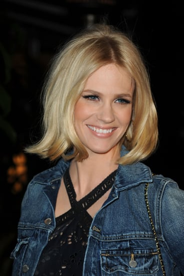 January Jones Announces She's Pregnant With First Child!