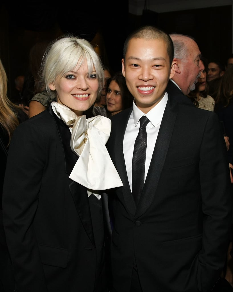 Since Kate Young has consulted with Jason Wu and she styled his Jason Wu For Target lookbook, we have a good feeling her aesthetic, especially where dresses are concerned, may mirror a certain aspect of the Wu girl.