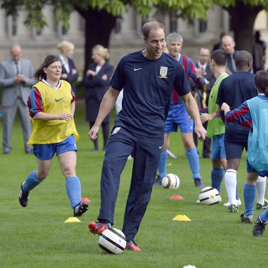 Prince William's Modern Moments