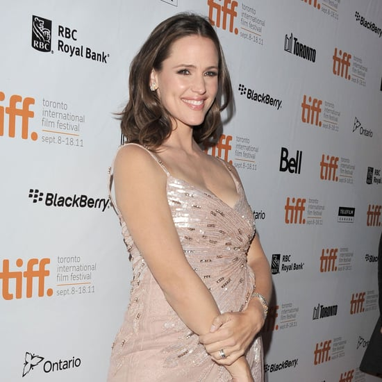 Pregnant Jennifer Garner Pictures at TIFF Butter Premiere