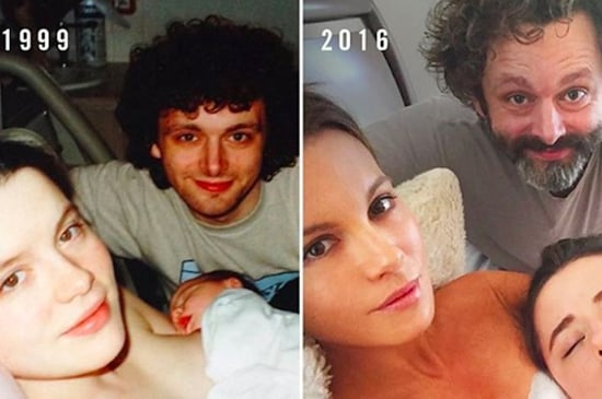 Holy Guacamole, Kate Beckinsale And Michael Sheen's Daughter Is Their Clone