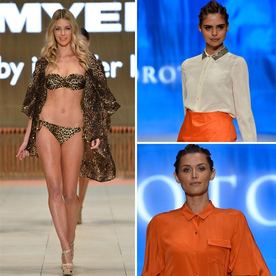 The Best Runway Looks and New Season Spring Trends from the 2012 Mercedes Benz Fashion Festival Sydney