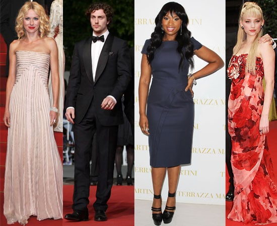 Pictures from the Red Carpet at the Cannes Film Festival 2010 Including Naomi Watts, Aaron Johnson, Imogen Poots, Hannah Murray, 2010-05-16 03:00:00