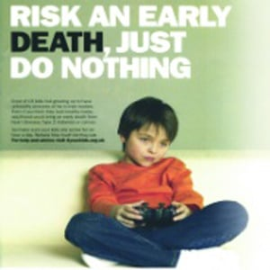 UK Government Change 4 Life Ad Claims That Video Games Cause Laziness and an Early Death