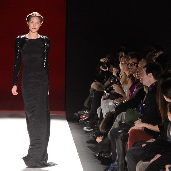 2013 Fall New York Fashion Week: Carolina Herrera