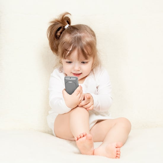 Toddler Smartphone Use