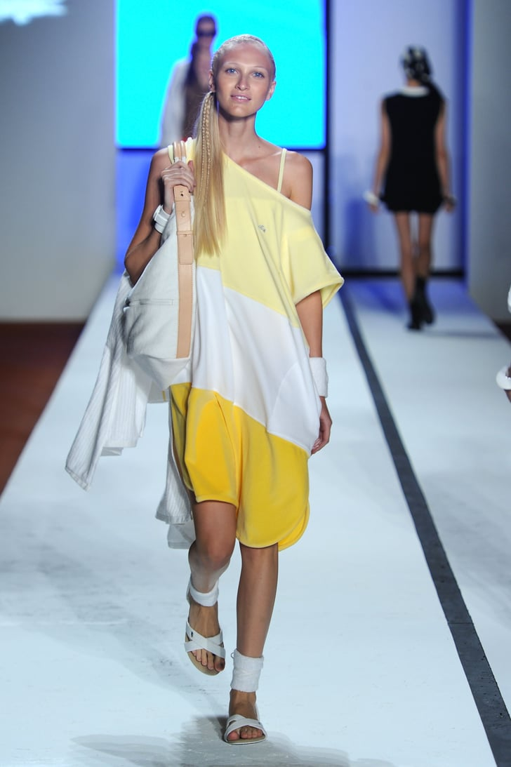 Spring 2011 New York Fashion Week: Lacoste