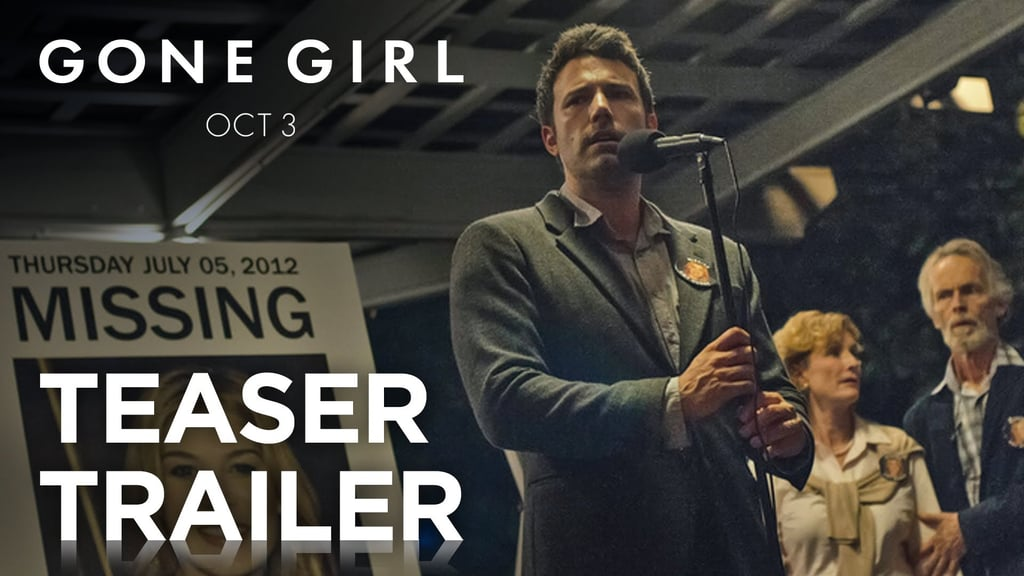 """Creepiest Use of the Song """"She"""": Gone Girl Trailer"""