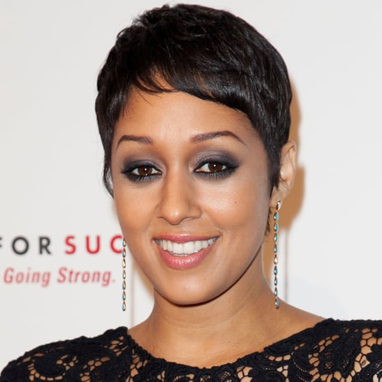 Tia Mowry's New Short Haircut
