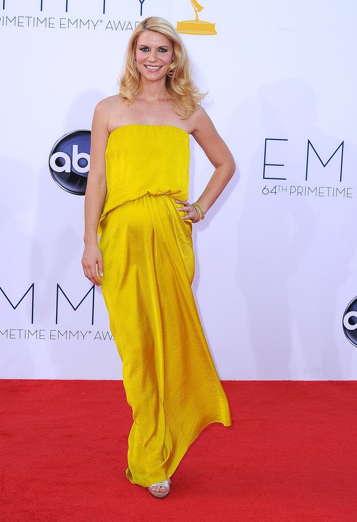 Red-Carpet Glow at the Emmys