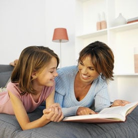 Family Ties: Start a Mother-Daughter Book Club