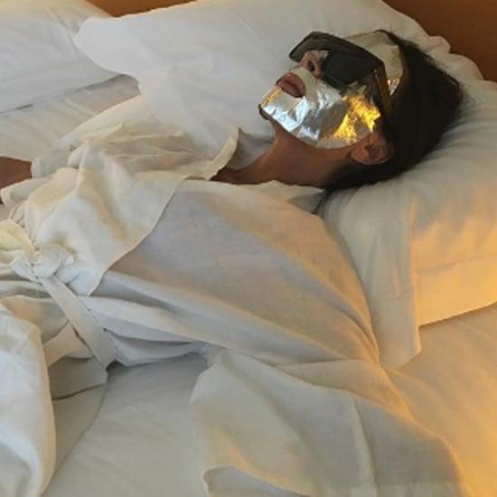 Victoria Beckham's Estee Lauder PowerFoil Mask