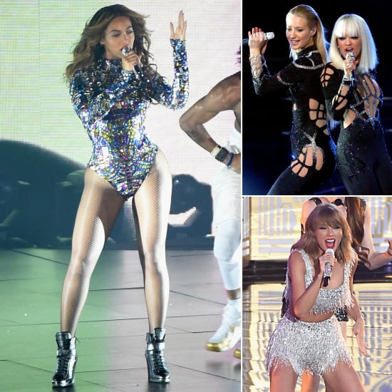 MTV VMAs 2014 Performance Outfits