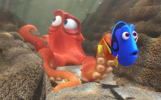 FROM EW: Finding Dory Is Now the Biggest Domestic Animated Movie Ever