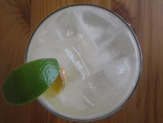 Ginger Vodka Cocktail Recipe