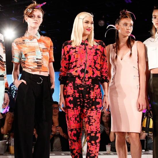 Gwen Stefani Interview | New York Fashion Week Spring 2015