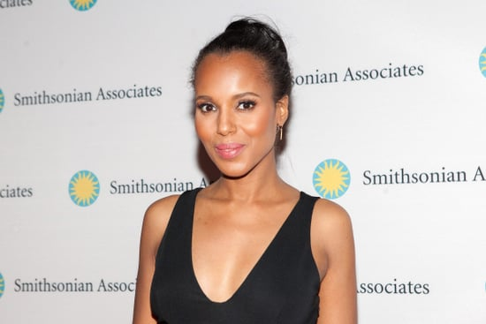 Kerry Washington's Date Night Beauty Mantra: 'You Have to Be Kissable!'